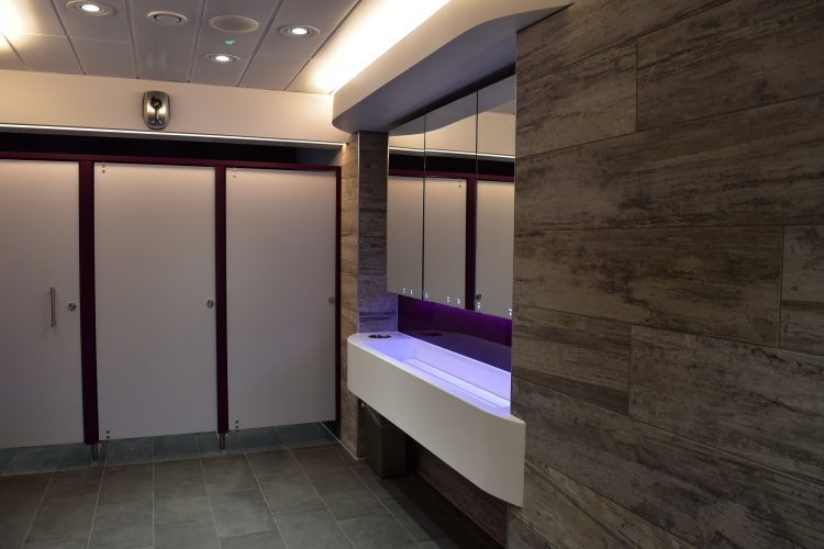 Alavo – Customising the washroom design