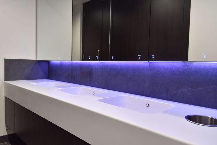 Alavo – Customising the washroom design